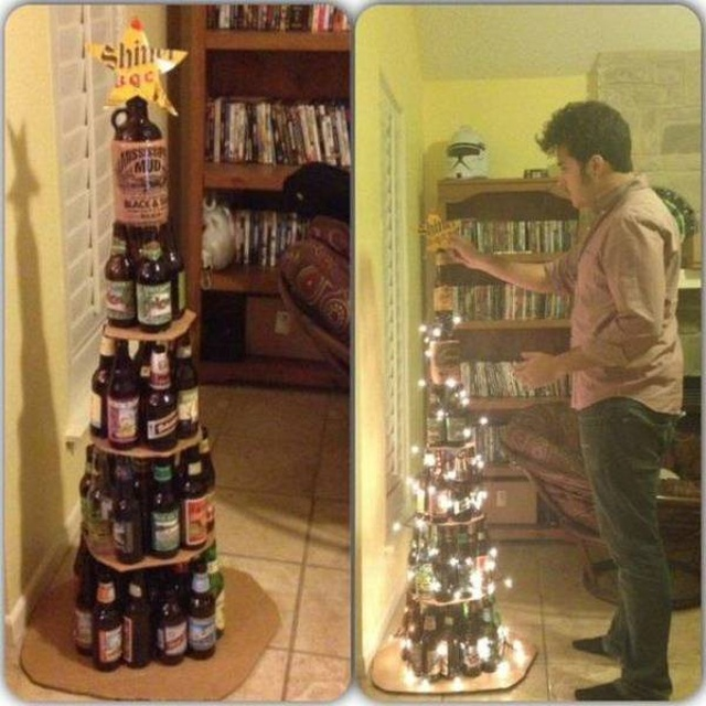 色々なクリスマスツリーの画像(1枚目)