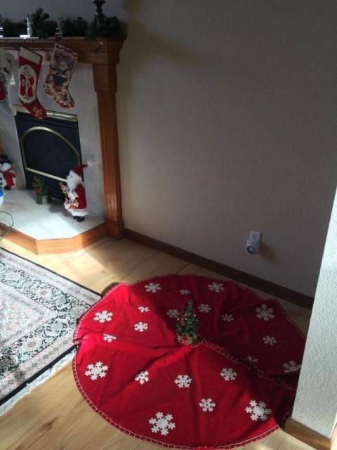 色々なクリスマスツリーの画像(11枚目)