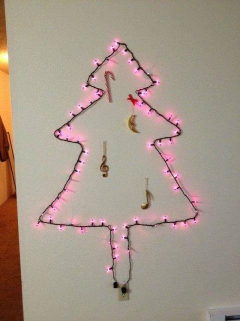 色々なクリスマスツリーの画像(16枚目)