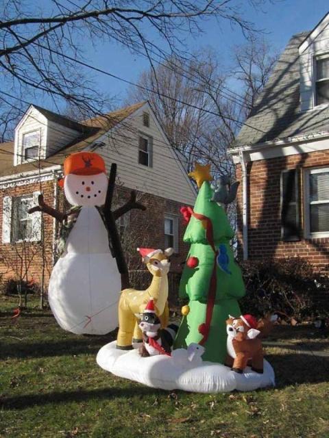 色々なクリスマスツリーの画像(17枚目)