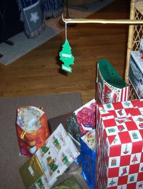 色々なクリスマスツリーの画像(2枚目)