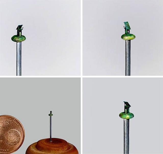小さ過ぎる鳥の彫刻の画像(12枚目)