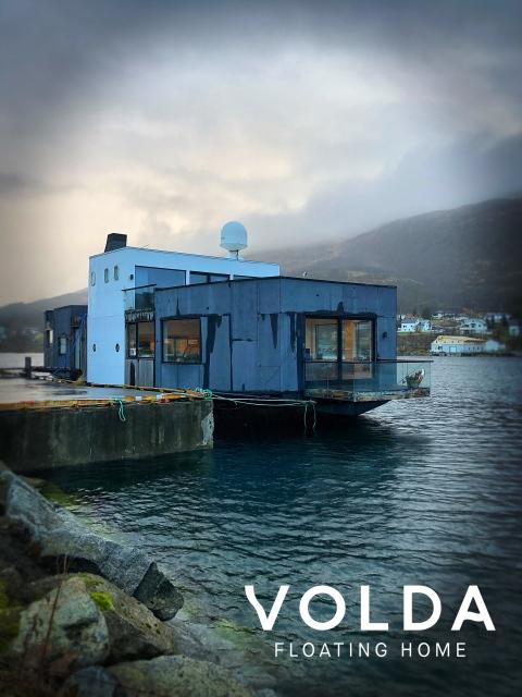 水に浮く家が凄い01