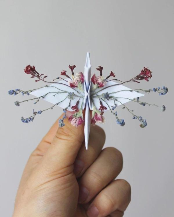 美し過ぎる折鶴の画像(22枚目)