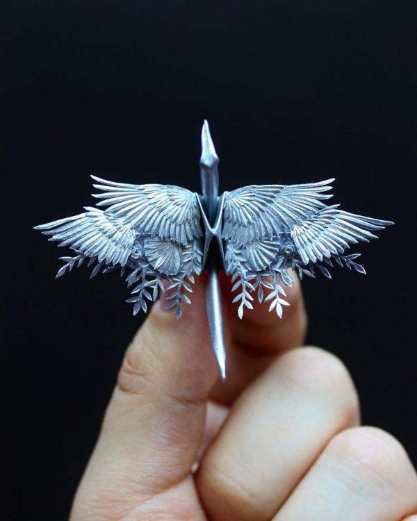 美し過ぎる折鶴の画像(23枚目)