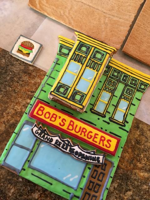 お菓子のハンバーガー屋09