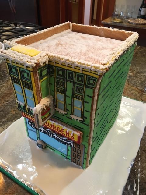 お菓子のハンバーガー屋12