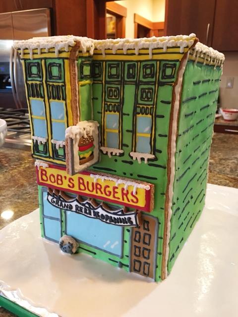 お菓子のハンバーガー屋17