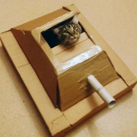 猫と戦車08