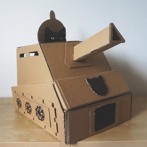 猫と戦車10