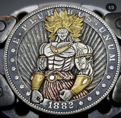 色々なキャラのコイン04