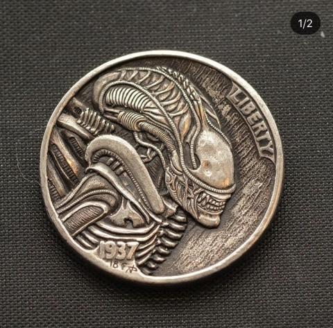 色々なキャラのコイン06