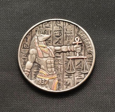 色々なキャラのコイン07