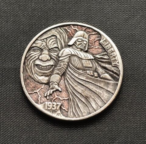 色々なキャラのコイン08