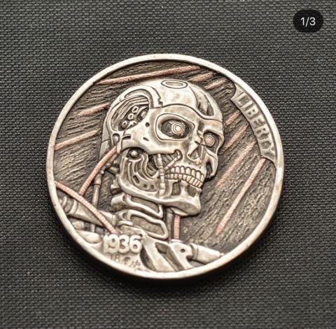 色々なキャラのコイン12