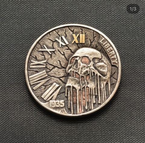 色々なキャラのコイン15