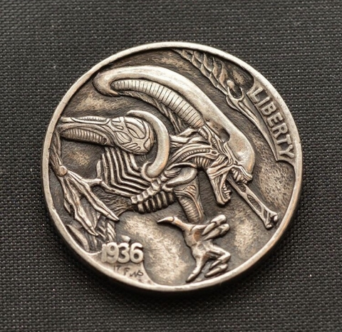 色々なキャラのコイン16