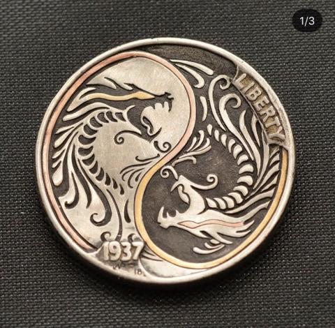 色々なキャラのコイン17