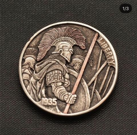 色々なキャラのコイン18