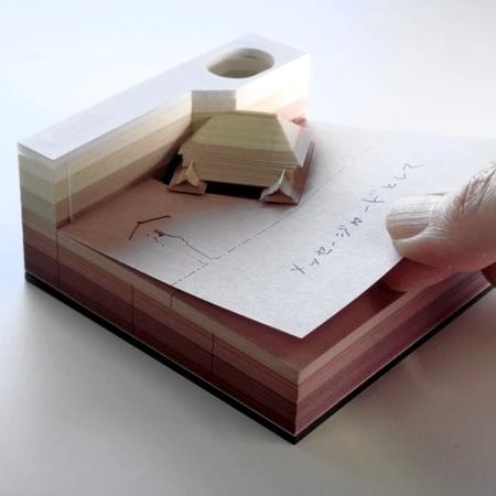 模型が出てくるメモ帳02