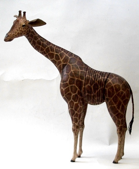 木製のクネクネ動く動物05