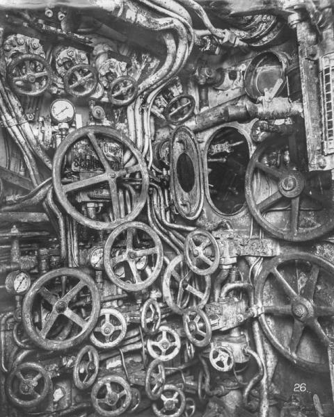 潜水艦『Uボート』の内部02