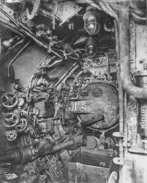 潜水艦『Uボート』の内部05