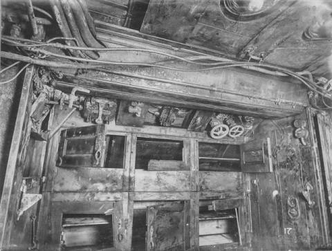 潜水艦『Uボート』の内部08