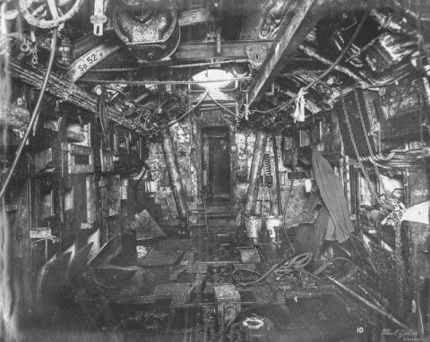 潜水艦『Uボート』の内部11