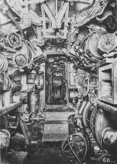 潜水艦『Uボート』の内部12