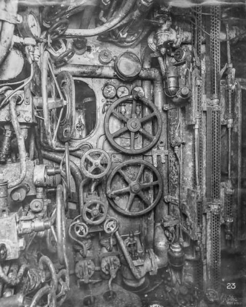 潜水艦『Uボート』の内部15
