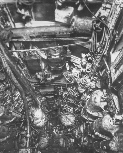 潜水艦『Uボート』の内部16
