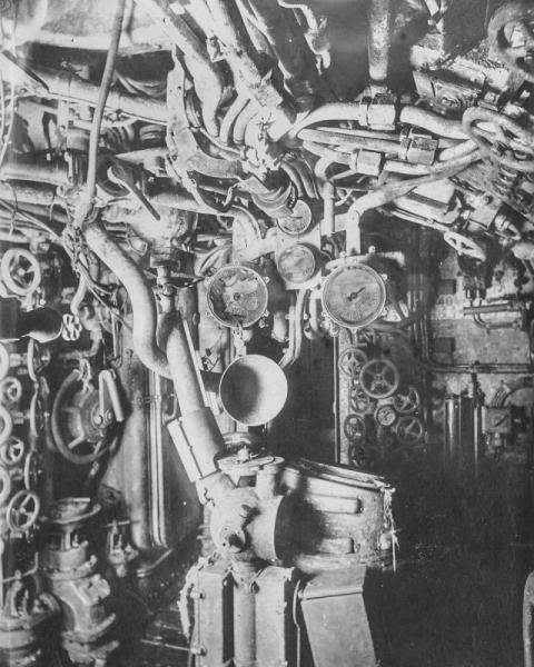 潜水艦『Uボート』の内部17