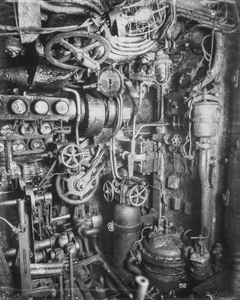 潜水艦『Uボート』の内部18