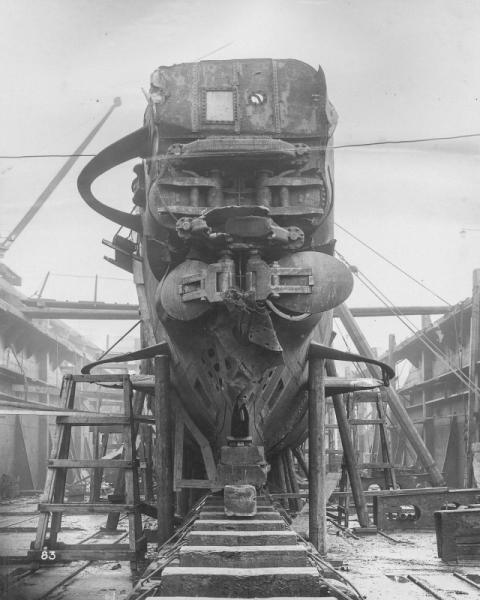 潜水艦『Uボート』の内部19