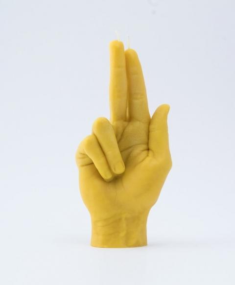 リアルな手の形をしたロウソク06