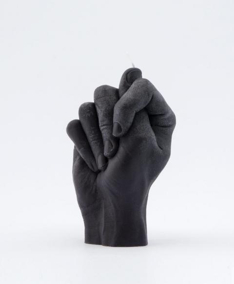 リアルな手の形をしたロウソク08