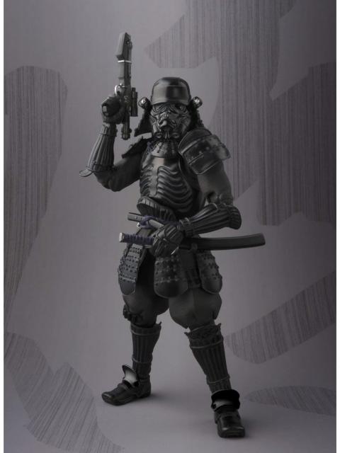 甲冑姿のスターウォーズの兵士06