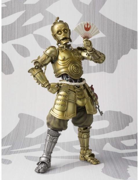 甲冑姿のスターウォーズの兵士09