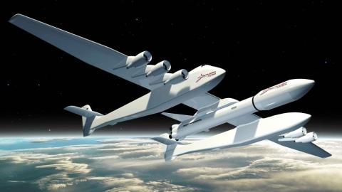 宇宙船の輸送機「ストラトローンチ」02