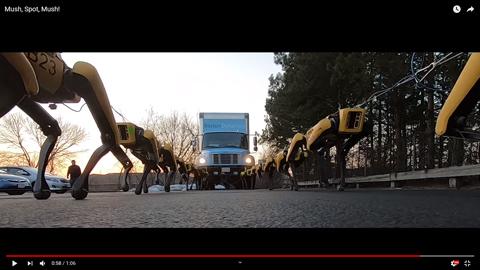 四本足のロボット04