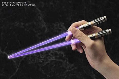 ライトセーバーのお箸05