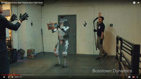 二足歩行ロボットに!対するテストが酷過ぎて…!!