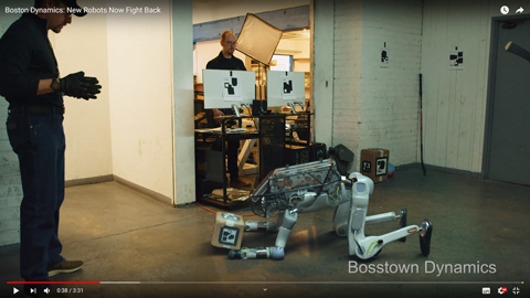 二足歩行ロボット02