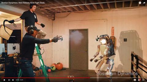 二足歩行ロボット05