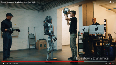 二足歩行ロボット06