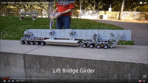 橋建設の自動車02