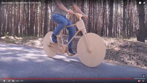 木の自転車07