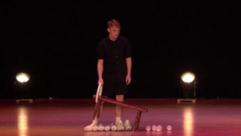 ジャグリングの世界大会01