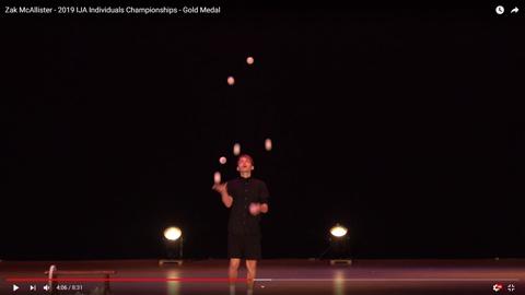 ジャグリングの世界大会03